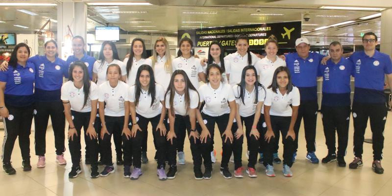 Paraguay rumbo a Chile